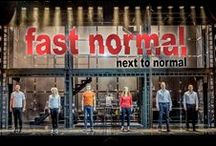 next to normal - fast normal / German premiere production of the Pulitzer-Price winning Broadway-Musical by Tom Kitt & Brian Yorkey (German version by Titus Hoffmann)