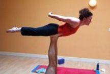 Gaga for Yoga / Yoga, poses, women's health and fitness, aging, spirituality, meditation