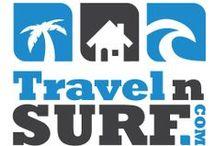 TravelnSurf.com / #Surf #Viajesdesurf #surfspots #Surfcamps #Surfhostels #Surfhouse #Surfing #Escuelasdesurf #waves
