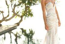 Vestidos de casamento / Inspirações para vestido