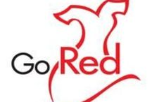 Go RED for Women / Dedicated to finding a cure for heart disease in women.