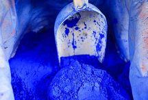 I blu