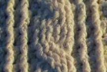 Crochet punti in rilievo ( Cable Crochet)