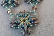 New Beads: Crescents / Ideas of things you can do with these fabulous new beads!