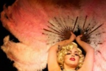 burlesque / hot women entertain us