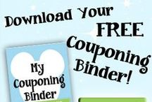 Create Your Coupon Binder / Learn how to save money for Disney including couponing tips, saving tips and more.  / by Couponing to Disney