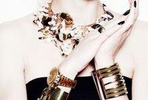 Jewelry / by Toshiko Shek