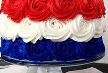 Holiday - 4th Of July Ideas / by Amanda Toppin