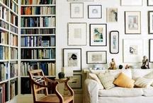 Bookshelves / by Emilia d'Erlanger