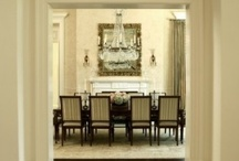 Dining Rooms / by Emilia d'Erlanger