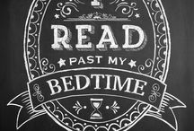Books + Reading / I'm an avid book lover, from timeless literature to pop culture. Sometimes, we need to take a break from technology & revel in the quiet escape that books can provide.