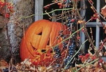 "Spooktacular Season / ""I want to say something so embarrassing about September that even the leaves start blushing and turning red."" ― Jarod Kintz,"