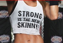 Healthy, not skinny  / by Taylor Emerson-Felton