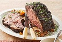 Season's Eatings / Main courses, side dishes, and desserts for the holiday table.