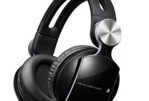 Headset & Earphones & Speaker / by Cloud Rao