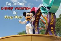 WDW Saving Tips / Walt Disney World Deals and Cheap Disney Deals to help you to save on your vacation.  / by Couponing to Disney