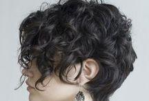 Hairs / by Rebecca