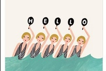 Girls / ilustrations / by Belén Barranco