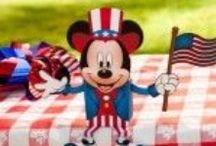 Disney 4th of July  / by Couponing to Disney