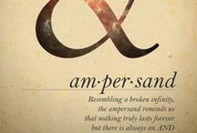 Ampersand / by Belén Barranco