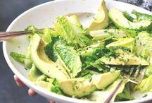 Salads / by Rebecca