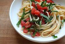 Pasta / by Rebecca