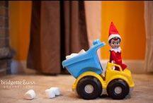 Elf on the shelf / by Lauren Kim Photography