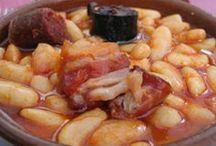 Comiendo en Asturias / Spanish food / by Belén Barranco