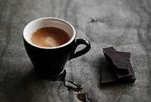 Food Styling / Choclate & Coffee