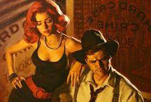Pulp Fiction & Pop Art / by Tina Princenthal