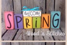 Springtime / by Chelsi Denise