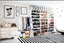 Closet Decor / by Toshiko Shek