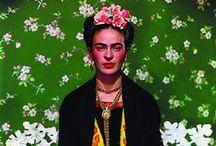 Frida / by Merrill Greene