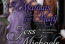 A Marquis for Mary (The Notorious Flynns 5) / Mary Quinn is at the end of her rope. After 2 yrs under her sister & brother-in-law's protection she may have to return to her terrible father's house if she cannot find a husband. In her desperation, she bumps into Edward, Marquis Woodley. Drawn to each other, they are soon thrown into a scandal that leads to an engagement. But as they grow closer & their wedding looms, Woodley's past & the horrific circumstances of his 1st wife's death may keep them from their happy ending.