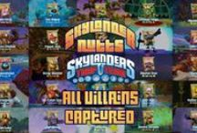 Skylanders Trap Team / Information, News, Reviews, Gameplay, Unboxings and more about Skylanders Trap Team Characters, Traps, and Playable Villains!