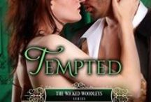 Tempted (The Wicked Woodleys 3) / Gabriel has been obsessed with bringing his missing sister home. His drive has forced him to block out all else, including any feelings he may have for the beautiful Juliet Gray. But when she comes to London, avoiding her becomes impossible. Juliet never wanted to come to London, especially since she knows she won't be able to avoid Gabriel, who has been both confusing and drawing her from the moment they met. When Gabriel asks for her help, long suppressed longings will overflow.