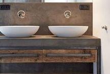 B a t h R o o m / Tutto per il bagno: sanitari, finiture, accessori, tessile, illuminazione e suggestioni.