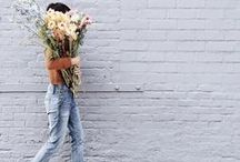 Bloom / Collection of pretty flowers and floral arrangements