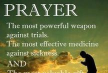 Jesus and Prayer / Words of the Lord to Live by. Jesus and his Love.