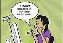 Software development can be fun / Funny IT cartoons