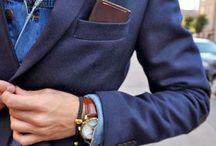 Men / cuz I love well dressed men ;]...