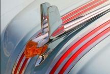 Grille, Hood & Light Ornamentation / Car embelllishments / by Deborah Matthews