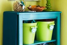 Old Drawer Ideas / Fun ways to reinvent old drawers by creating new uses for them