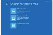 Windows 8 / Enlaces a nuestro artículos sobre el nuevo sistema operativo de Microsoft.