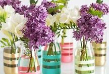Glass jars and Bottles / All about beautiful glass jars and their multiple uses