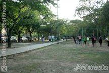 Parques de Caracas / Parques recreativos de la ciudad de Caracas