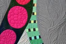 QUILTS: Free- Motion Designs and Instructions / by Elizabeth Hyde