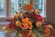 Floral Visions / Floral inspirations that I want to use while seeking a certification in floral design from the New York Botanical Garden. / by Sandra Howell