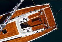SOLARIS YACHTS - Teak Deck / Built for Sailors