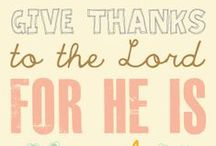 Grateful for all The Lord Provides